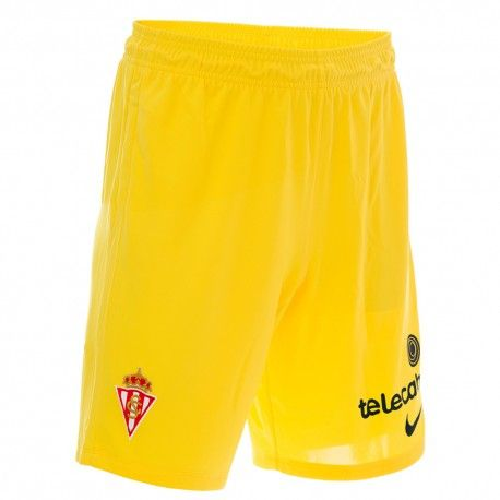 Short de portero Amarillo Adulto  2018/2019